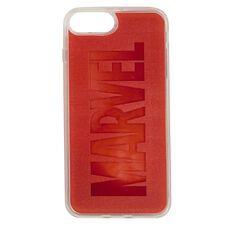 Marvel iPhone 6+/7+/8+ Liquid Sand Case-Red Brick