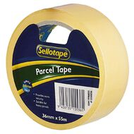 Sellotape 36mm x 55m Clear