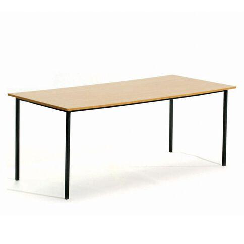 Ergoplan Vision Canteen Table 1800 x 800 Tawa