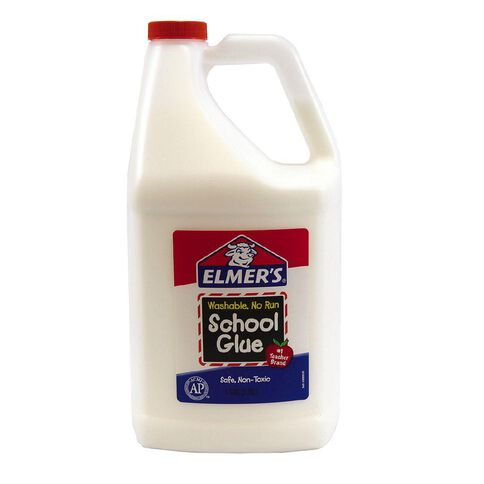 Elmer's White Liquid School Glue 3.8L