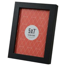 Promenade 5 x 7 Photo Frame Black