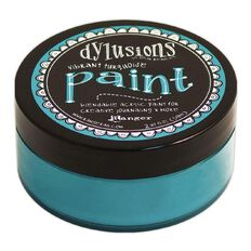 Ranger Dylusions Paint Vibrant Turquoise