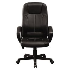 Workspace Valencia Highback Chair Black
