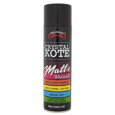 Helmar Varnish Crystal Kote Matte Clear