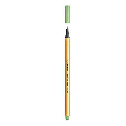 Stabilo Point 88 Fineliner 0.4mm Neon Green