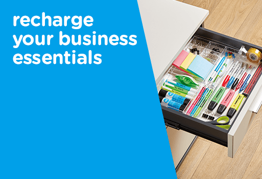 recharge your business essentials
