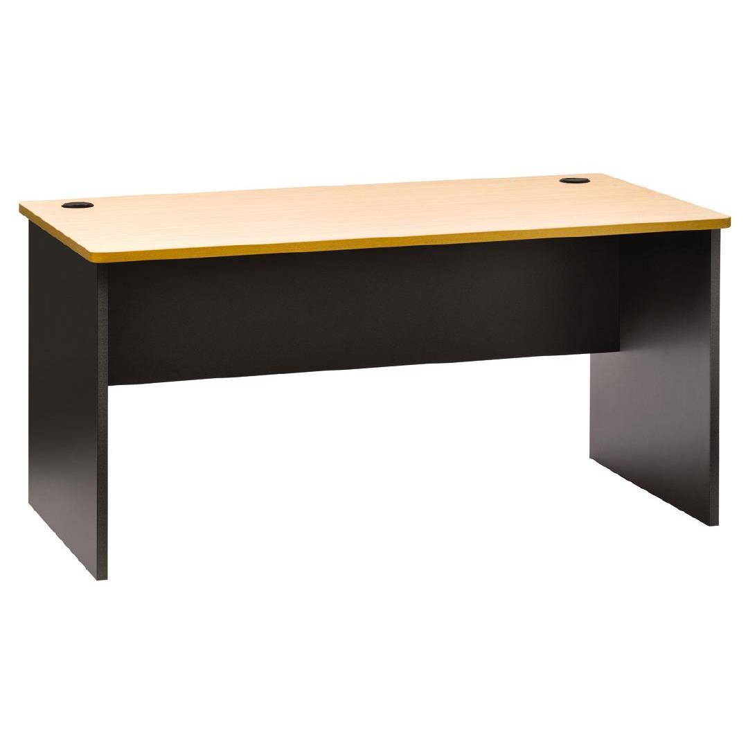Jasper J Emerge Desk 1500 Beech Ironstone
