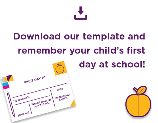 First Day At School - Download