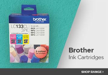 Shop Brother ink cartridges