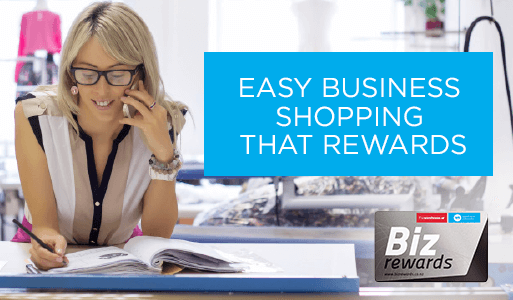 Biz Rewards - Easy Business shopping that rewards